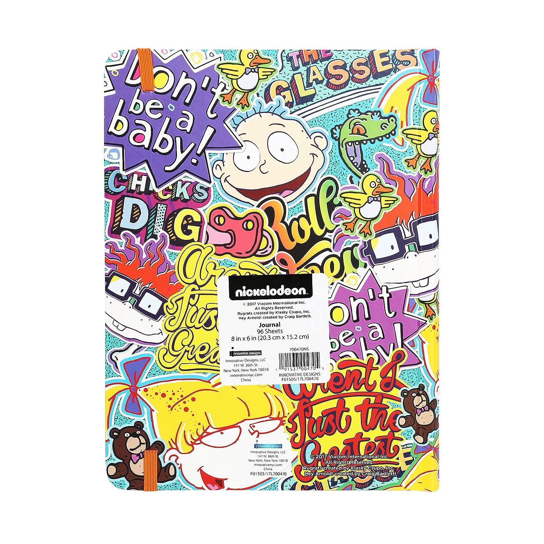 Nickelodeon Splat Journals
