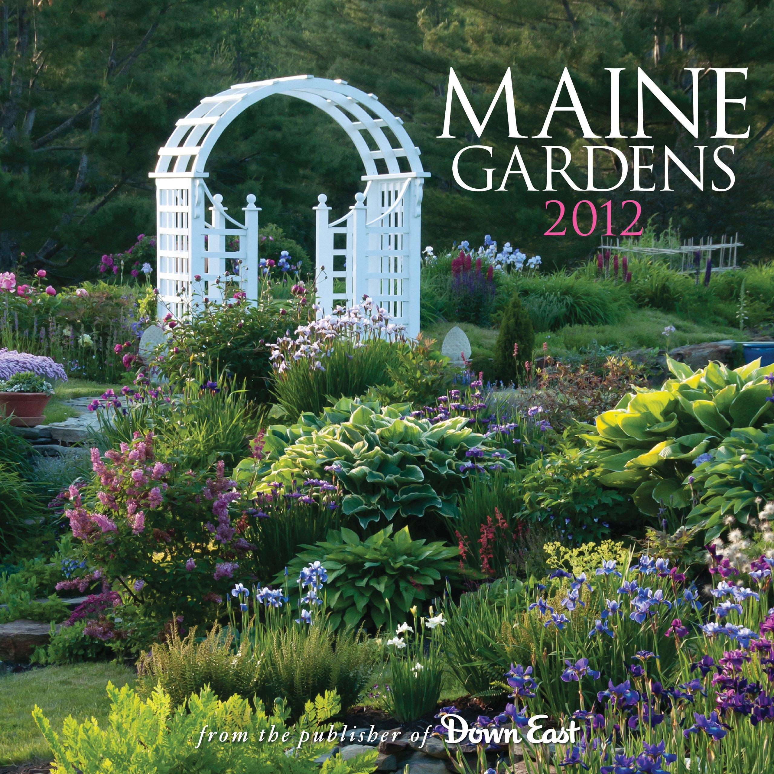 Download 2012 Maine Gardens ebook