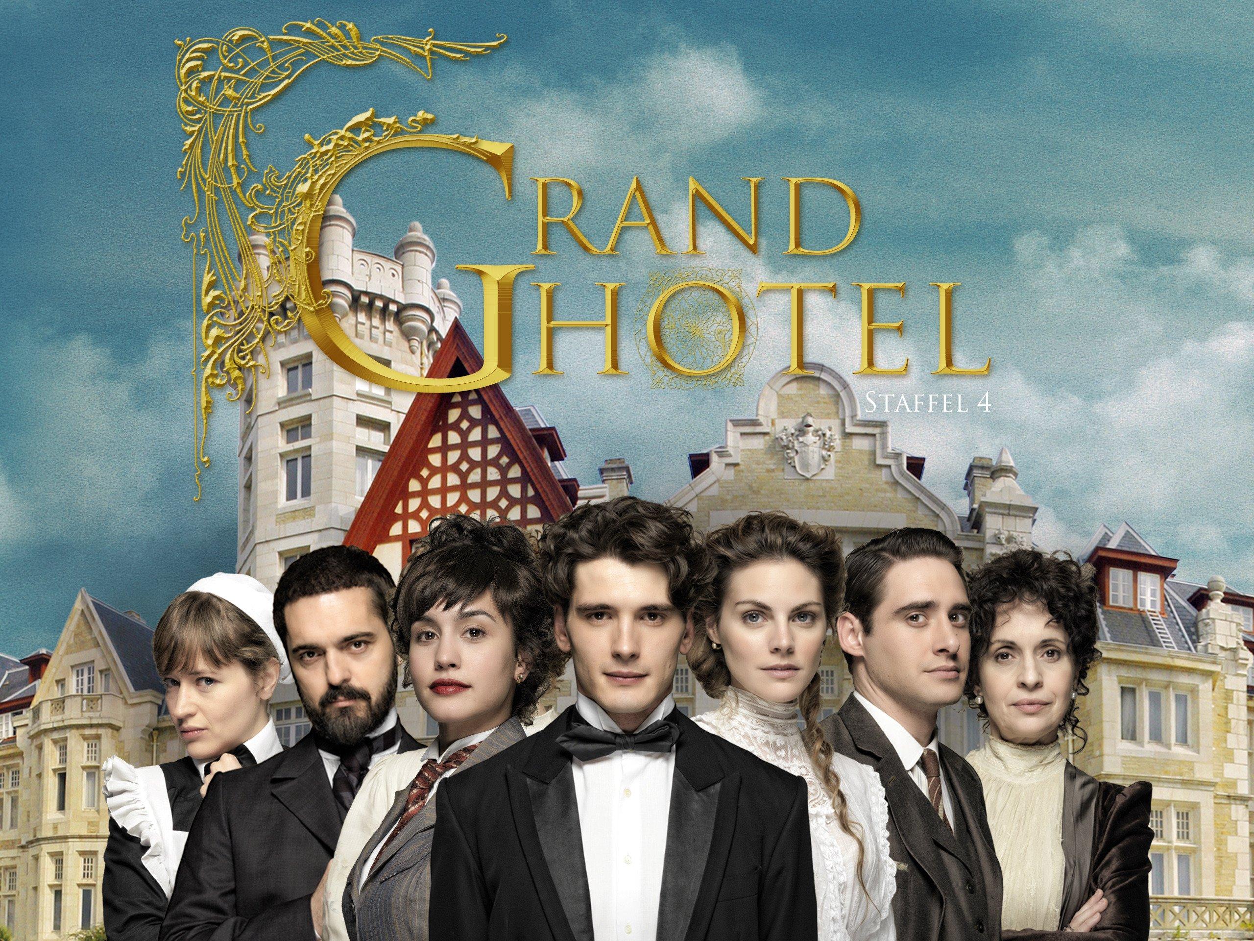 Amazon De Grand Hotel Staffel 4 Ansehen Prime Video