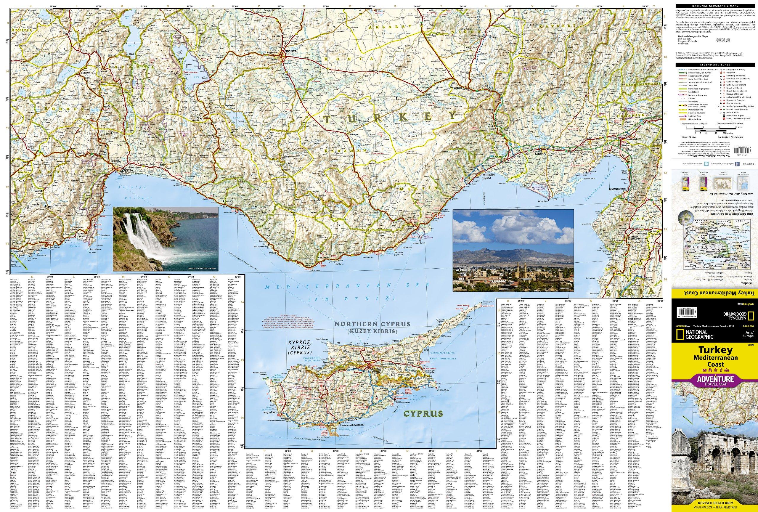 Welcome to Antalya & the Turquoise Coast