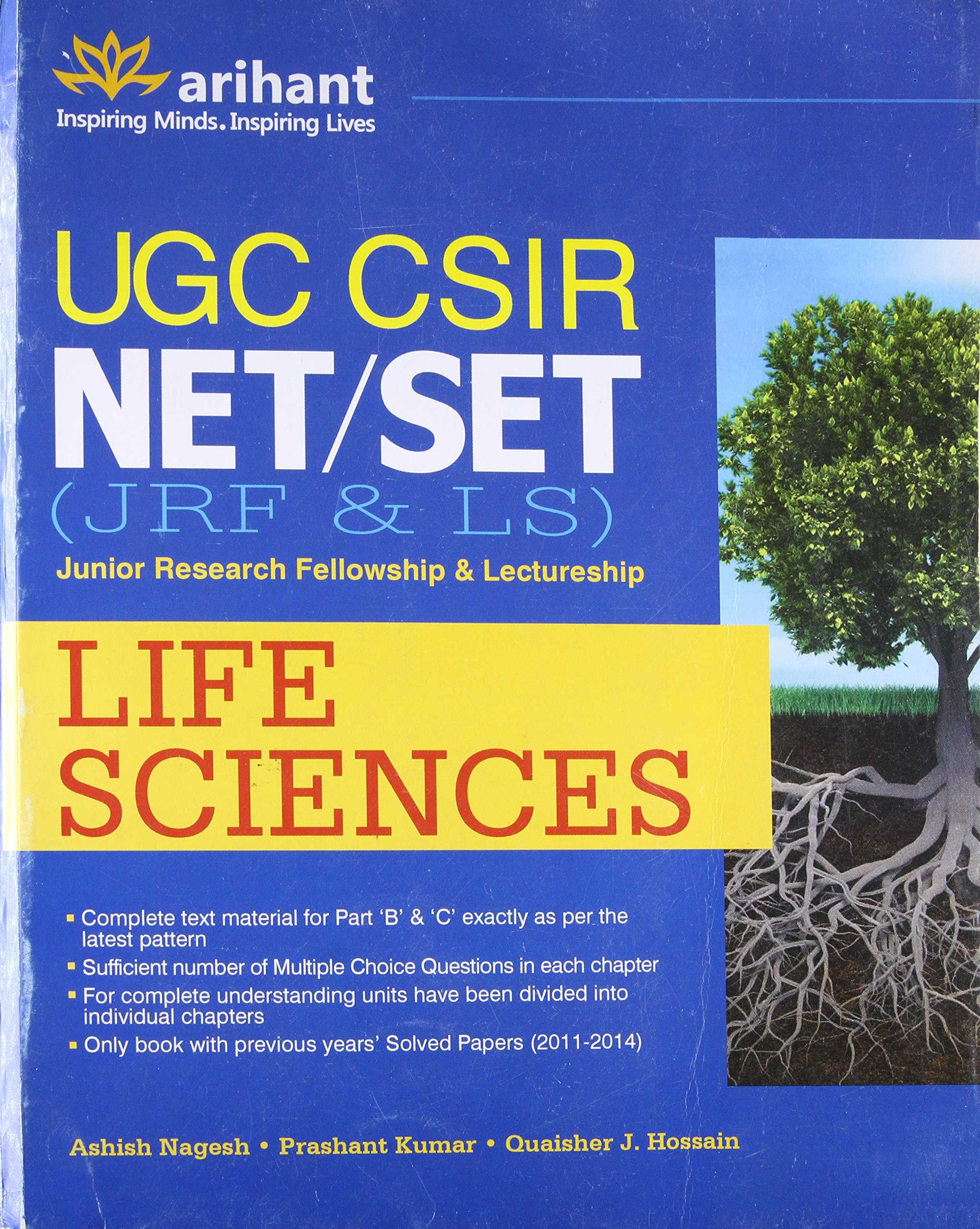 Csir Net Life Science Books Pdf
