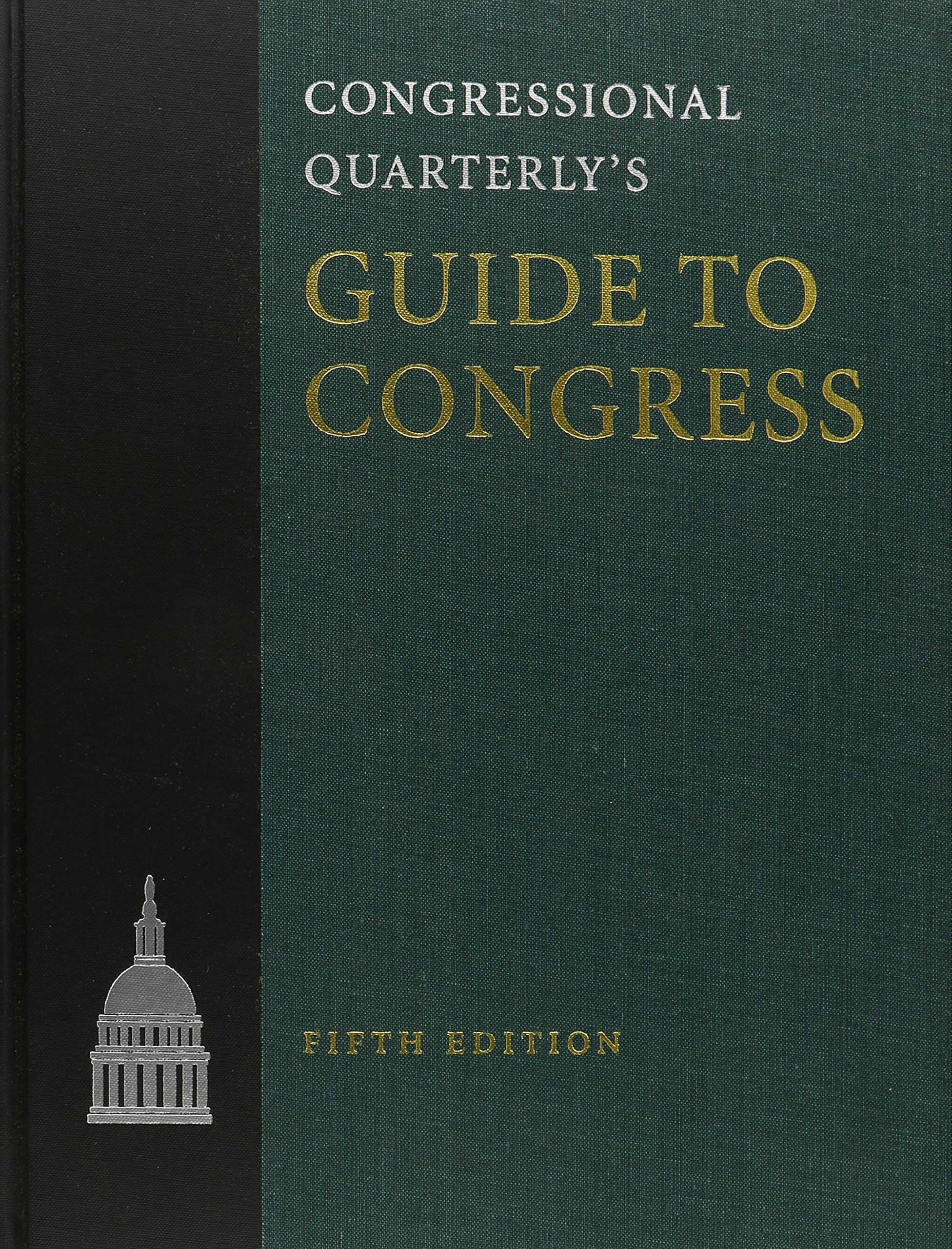 Download Congressional Quarterly's Guide to Congress (2 Volumes) pdf epub