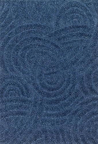 Loloi ENCHANT Area Rug, 5 -3 X 7 -7 , blue