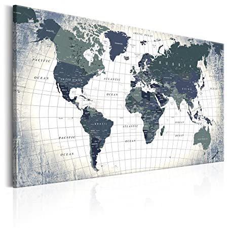 Murando pinboard map 90x60 cm 354 by 236 in image printed murando pinboard map 90x60 cm 354 by 236 in image printed gumiabroncs