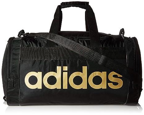 sale retailer 96048 e1fe1 adidas Santiago Duffel, BlackGold, One Size