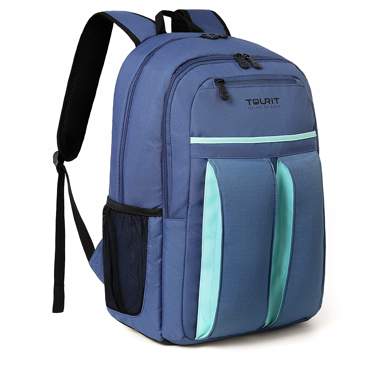 Fishing Camping TOURIT Cooler Backpack 32 Cans Large Capacity Insulated Backpack Cooler Bag for Men Women to Picnic Hiking