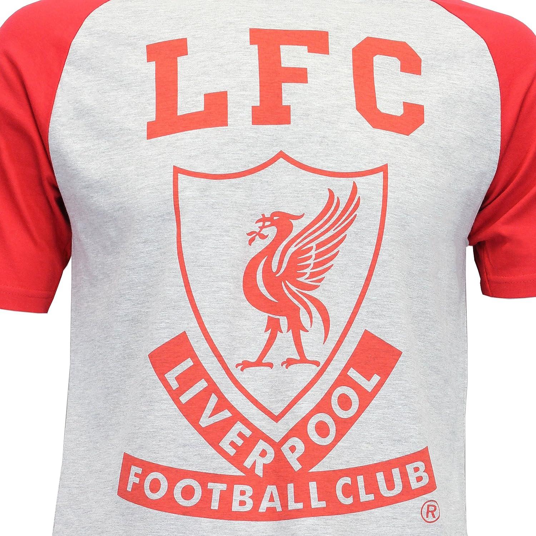 Liverpool - Pijama para Hombre - Liverpool FC: Amazon.es: Ropa y accesorios