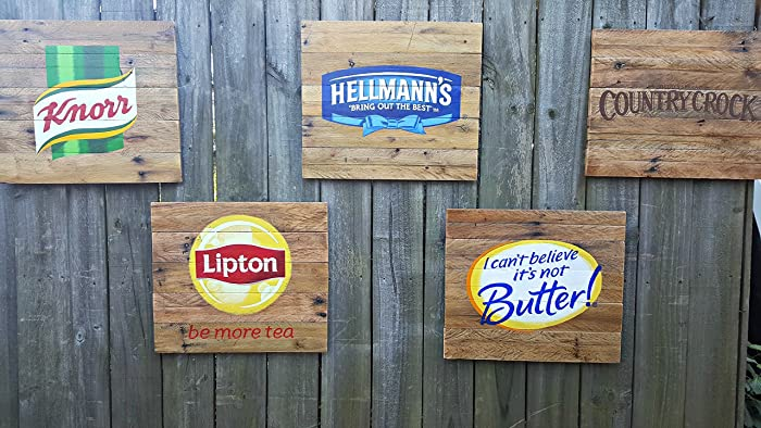 Amazoncom Custom Made Rustic Reclaimed Wooden Storefront Business