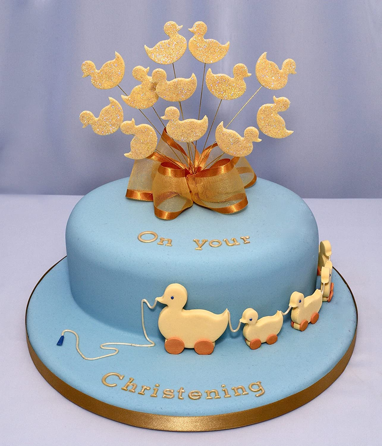 Sugarcraft & Cake Decorating Cutters -Two Toy Duck shape cutters for ...