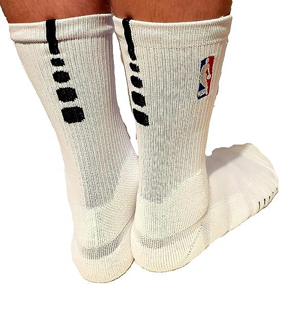 Donass Calcetines de baloncesto NBA Logoman para hombre Tamaño: 42-46 EUR (26