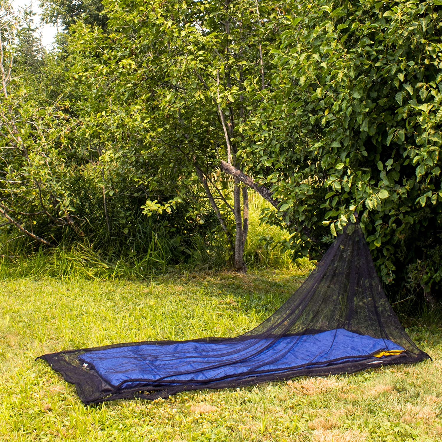 amazon     mosquito camping insect   with carry bag  pact and lightweight fits sleeping bags bed tent  single    garden  u0026 outdoor amazon     mosquito camping insect   with carry bag  pact      rh   amazon