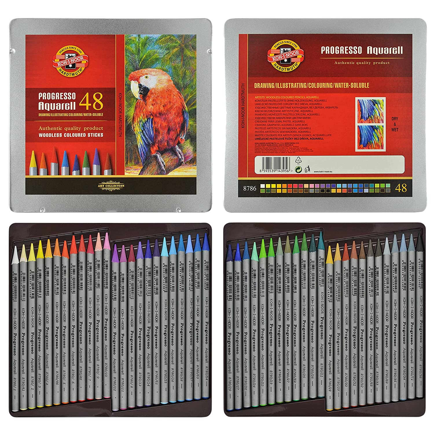 Pencils KOH-I-NOOR - products of excellent quality