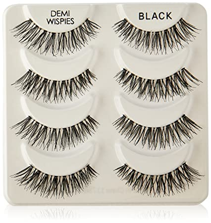 Ardell Multipack Demi Wispies Fake Eyelashes 4-Pack