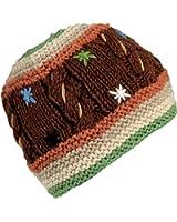 Turtle Fur Women's Nepal Tara, Hand Knit Artisan Wool Cable Beanie