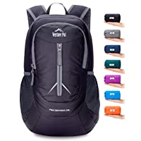 Deals on Venture Pal Packable Lightweight Small Travel Hiking Backpack