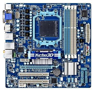 Gigabyte GA-880GM-USB3 Socket AM3+ AMD 880G Micro ATX - Placa Base (