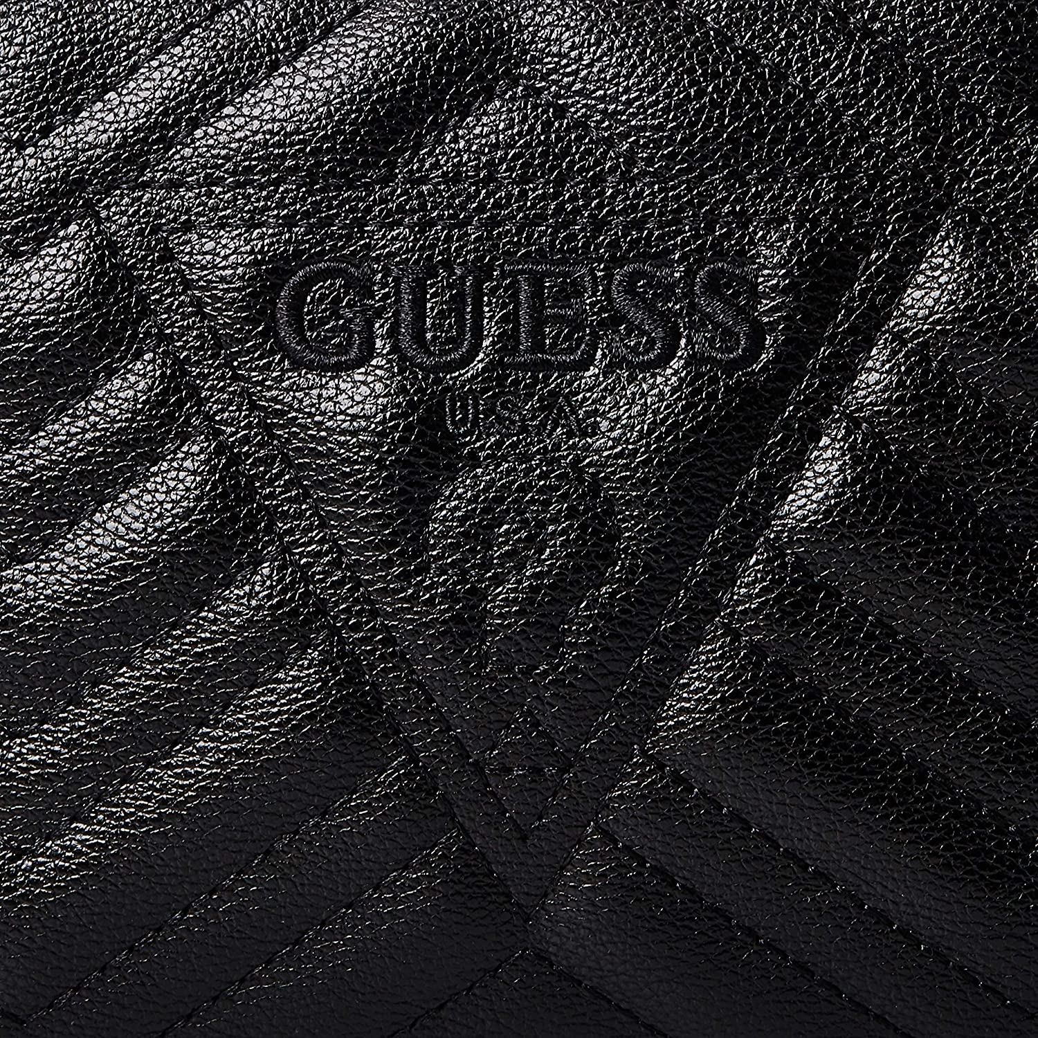 Guess ZANA SHOULDER BAG Bisacce//Tracolle femmes Nero Tracolle