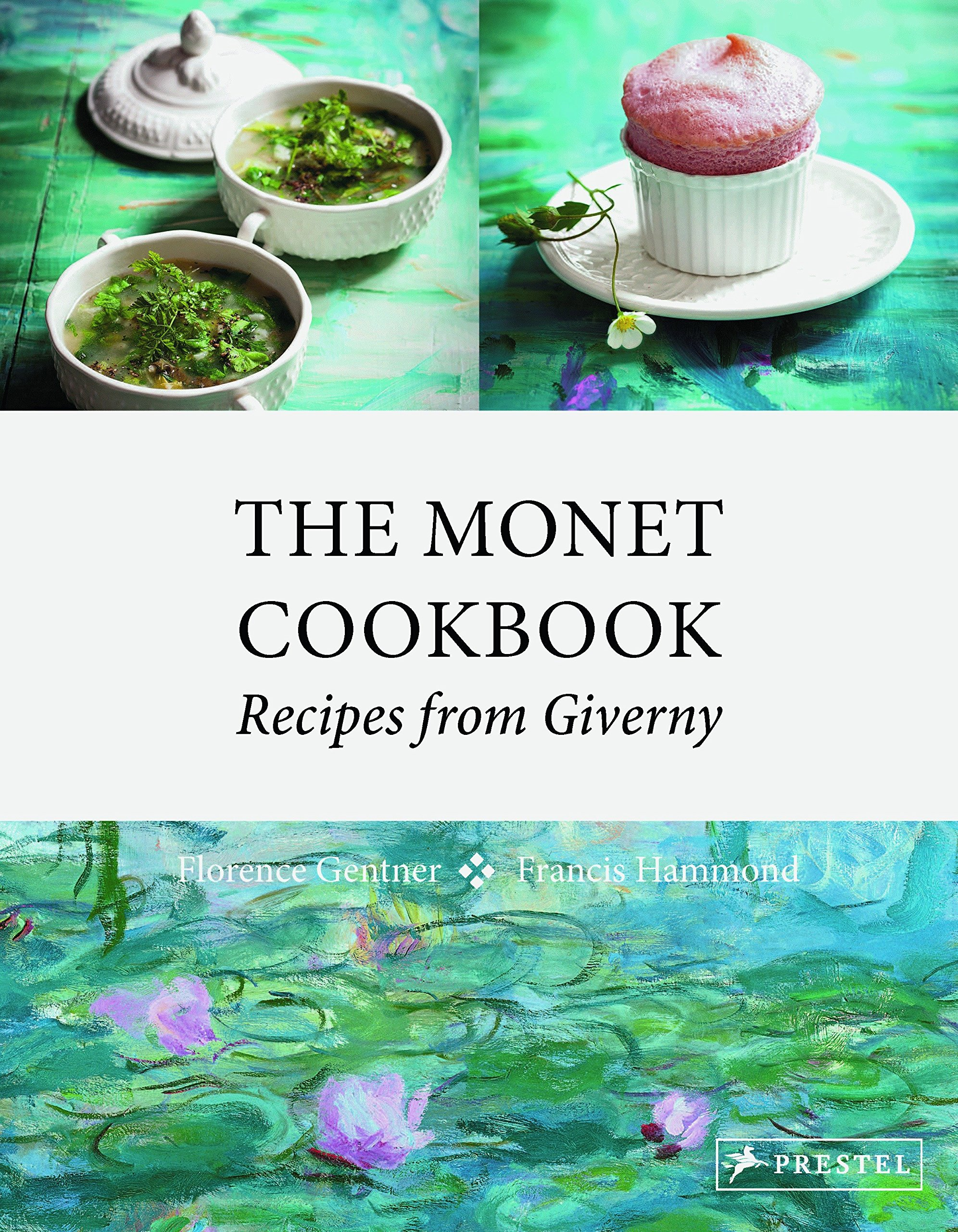 Monet Cookbook Recipes Giverny product image