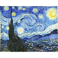 Starry Night Jigsaw Puzzle: 1000 Pieces