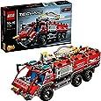 Lego Technic - Le véhicule de secours de l'aéroport - 42068 - Jeu de Construction