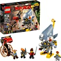 LEGO Ninjago Movie Piranha Attack