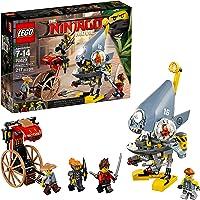 LEGO Ninjago Movie Piranha Attack