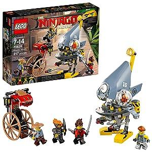 LEGO Ninjago Movie Piranha Attack 70629