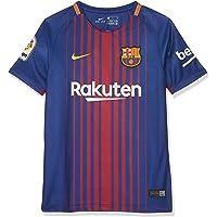 Nike FCB Camiseta 1ª Equipación Temporada 2017-2018, Línea