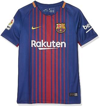 Nike FCB Camiseta 1ª Equipación Temporada 2017-2018 a30939bd5f766