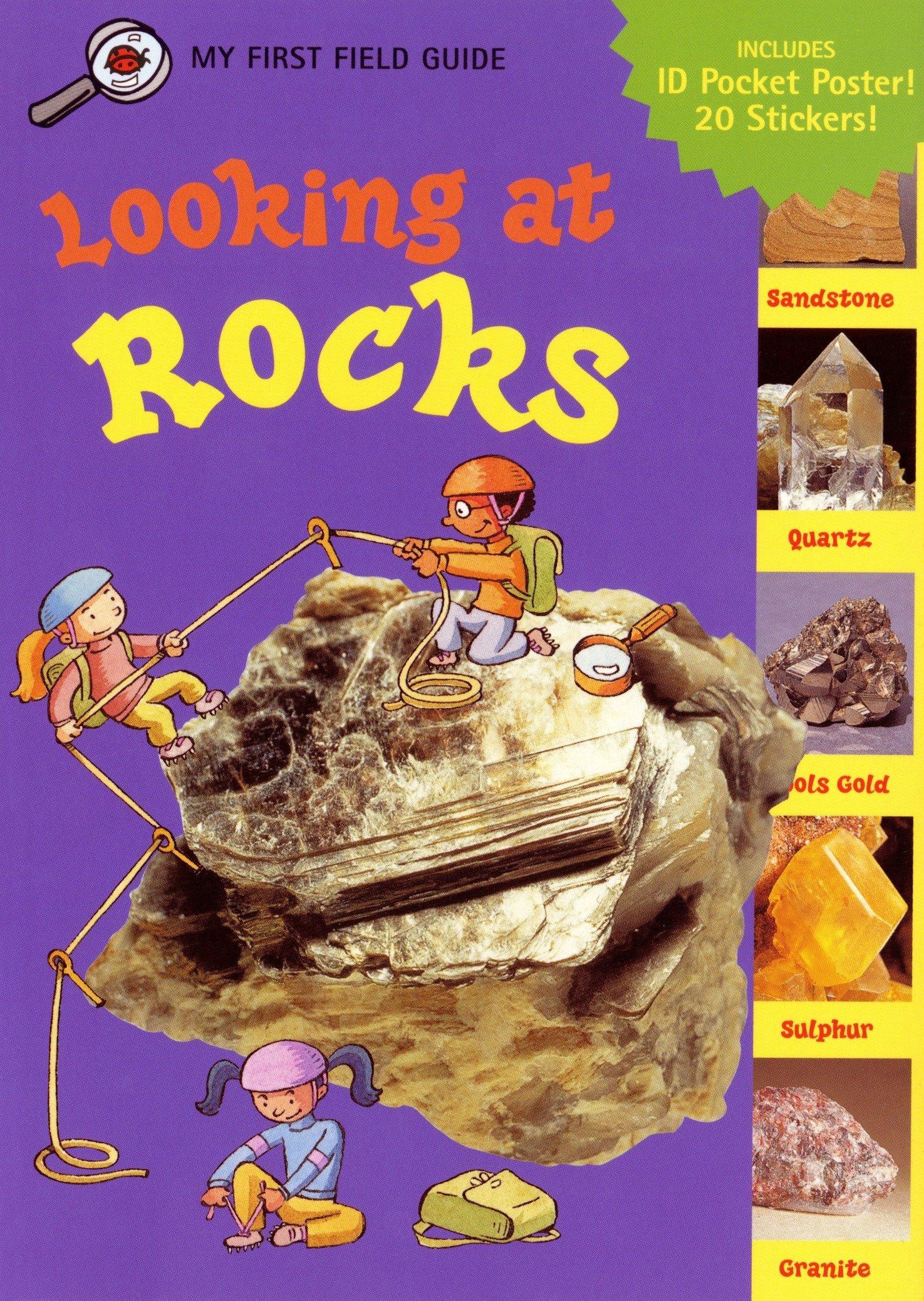Looking at Rocks (My First Field Guides): Jennifer Dussling, Tim