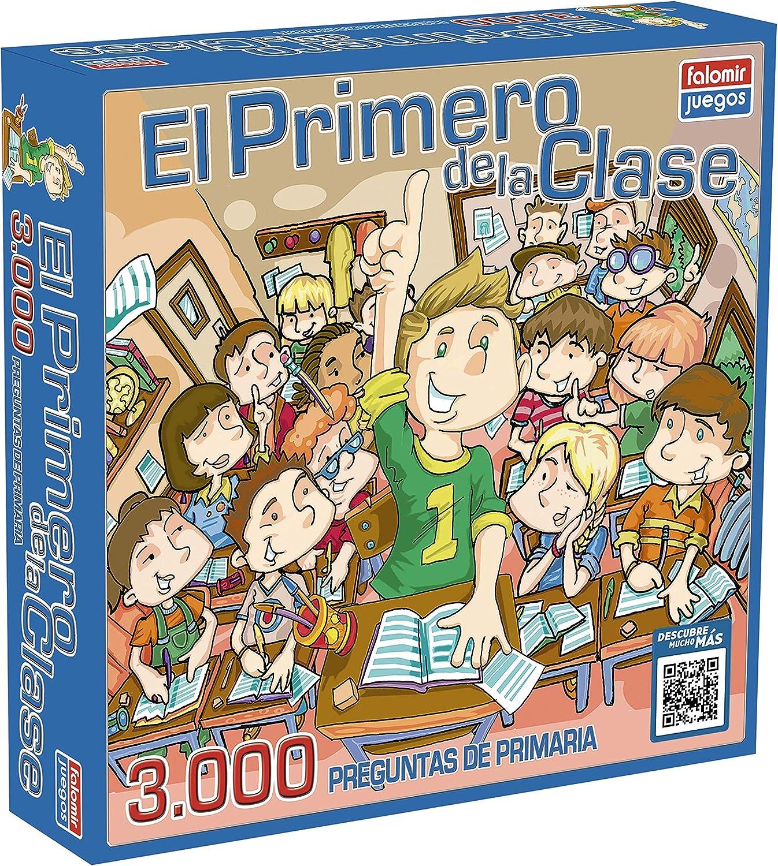 Falomir Primero de la Clase 3.000, Juego de Mesa, Educativo ...