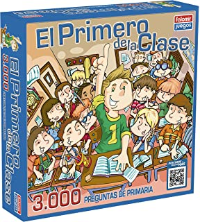Falomir primero de la clase 2.000, Juego de Mesa, Educativo (646461) , color/modelo surtido: Amazon.es: Juguetes y juegos