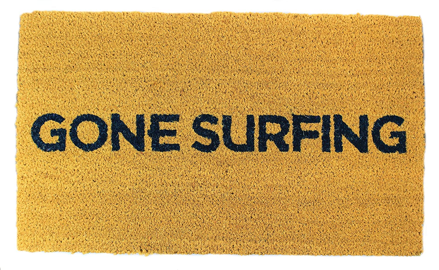 Gone Surfing Doormat