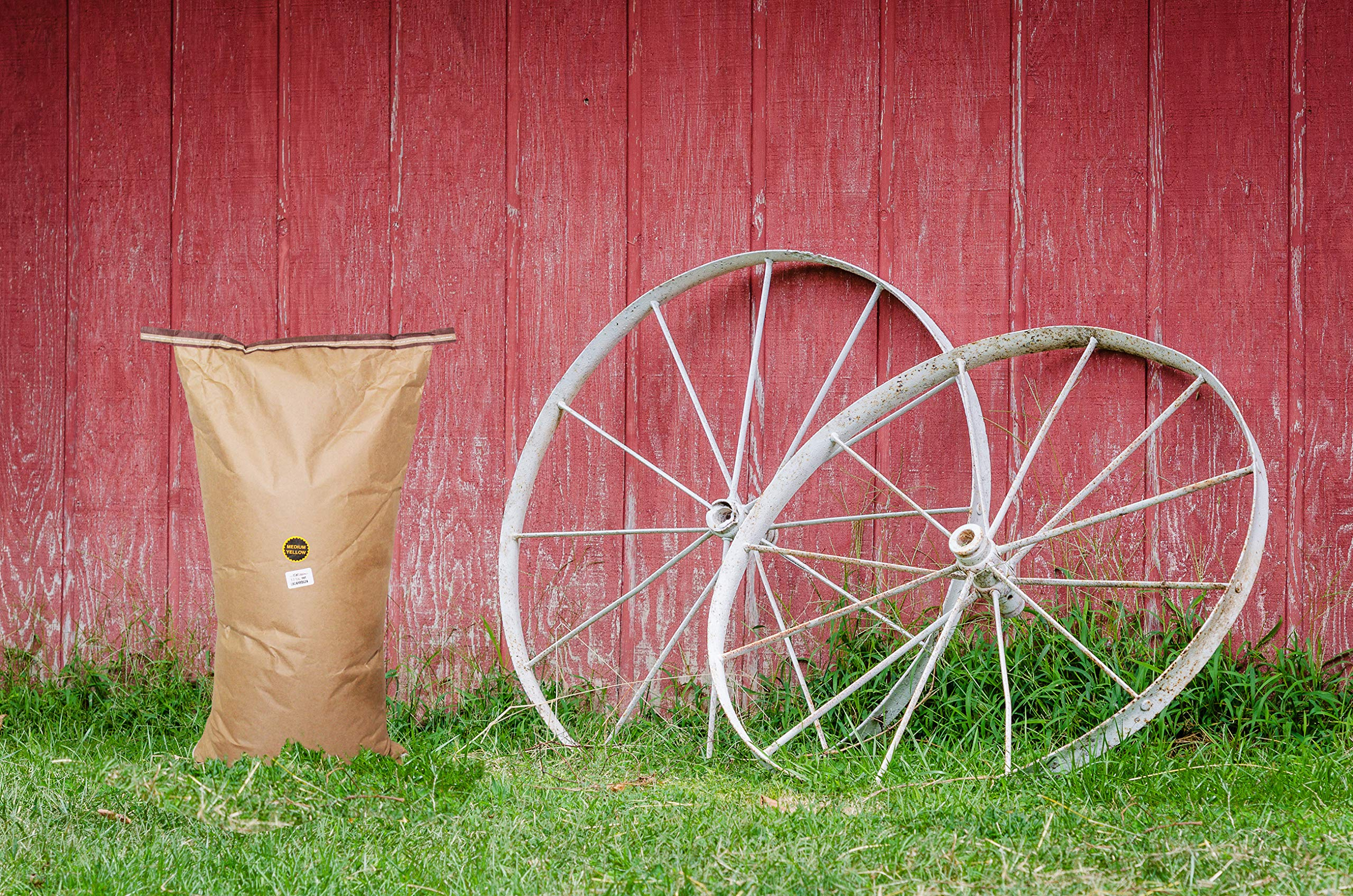 Amish Country Popcorn - 50 Pound Baby White - Small & Tender Popcorn - Perfect for Fundraisers - Non GMO, Gluten Free, Microwaveable, Stovetop and Air Popper Friendly With Recipe Guide by Amish Country Popcorn (Image #2)