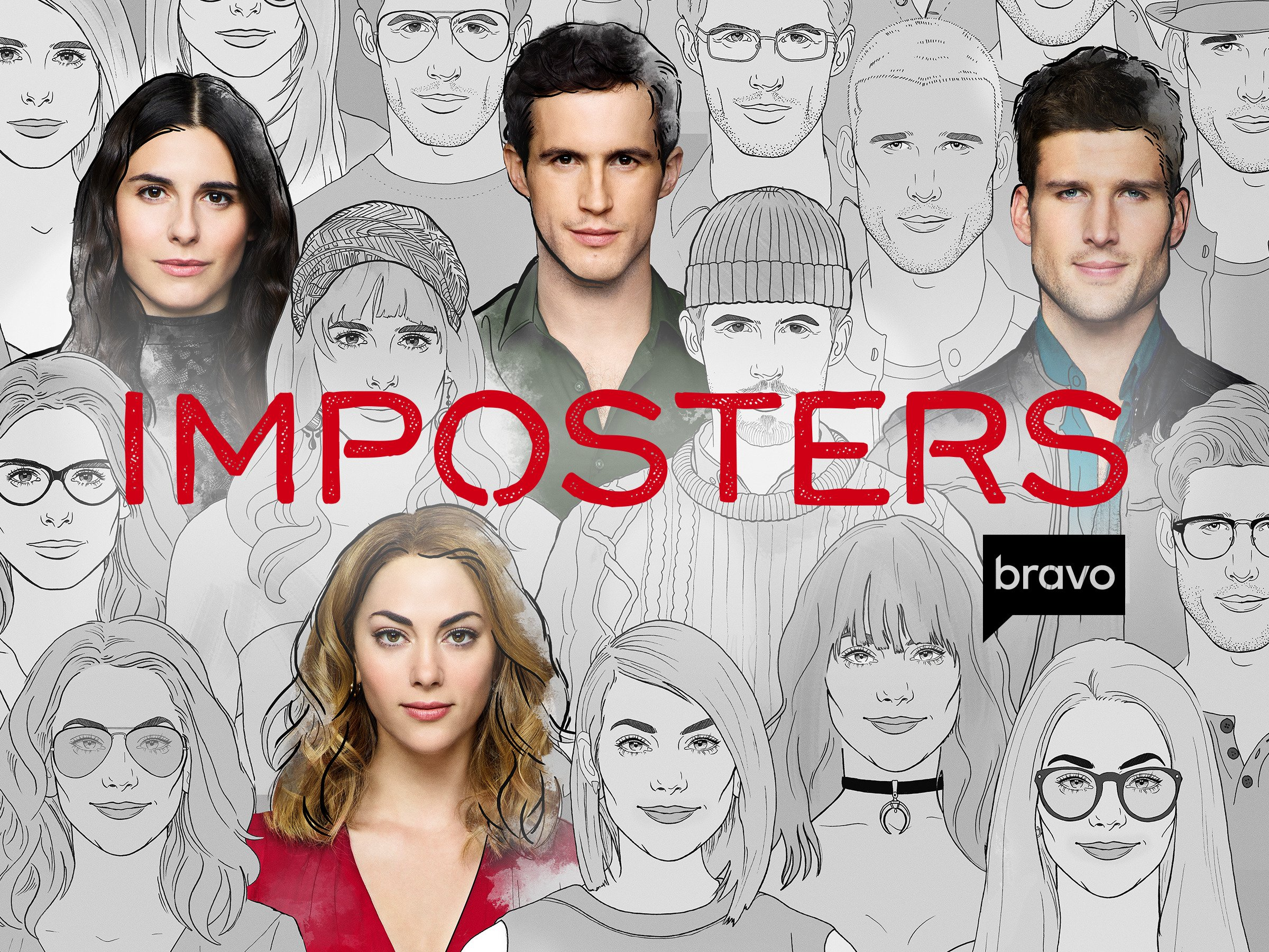 Image result for The imposters season 2