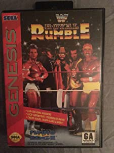 WWF Royal Rumble - Sega Genesis