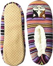 K. Bell Socks womens standard Novelty Slipper