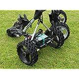 GLIDERS Pair of Winter wheels for Golf Trolleys