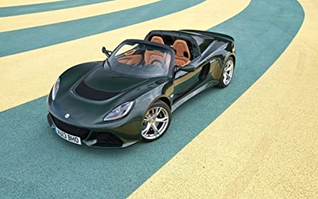 2013 Lotus Exige S Roadster 24x36 Poster Photo Banner Amazon
