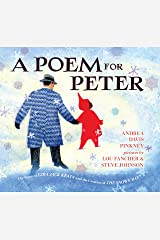 A Poem for Peter: The Story of Ezra Jack Keats and the Creation of The Snowy Day Hardcover