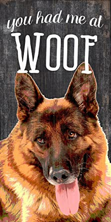 You Had me at WOOF 5x10 Cocker Spaniel Sign