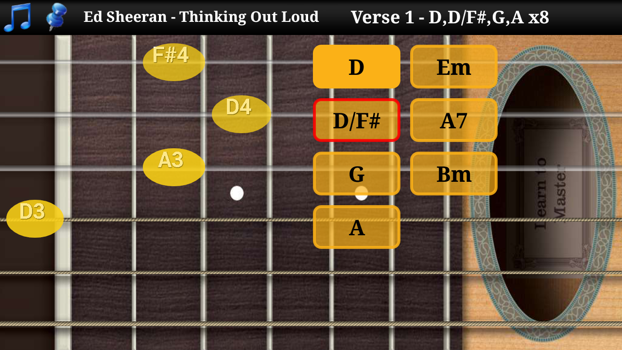 Amazon Guitar Tutor Pro Learn Songs Appstore For Android