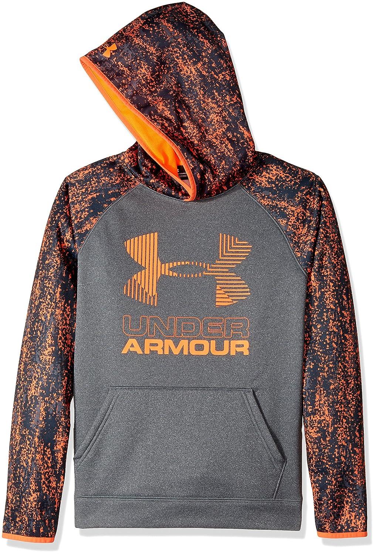 Under Armour Boys af Big Logo Printed Hoody