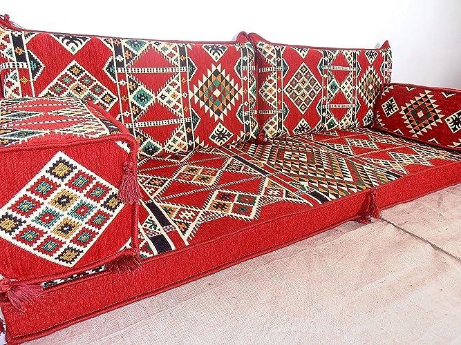 Amazon Com Kilim Sofa Furniture Oriental Seating Arabic Seating