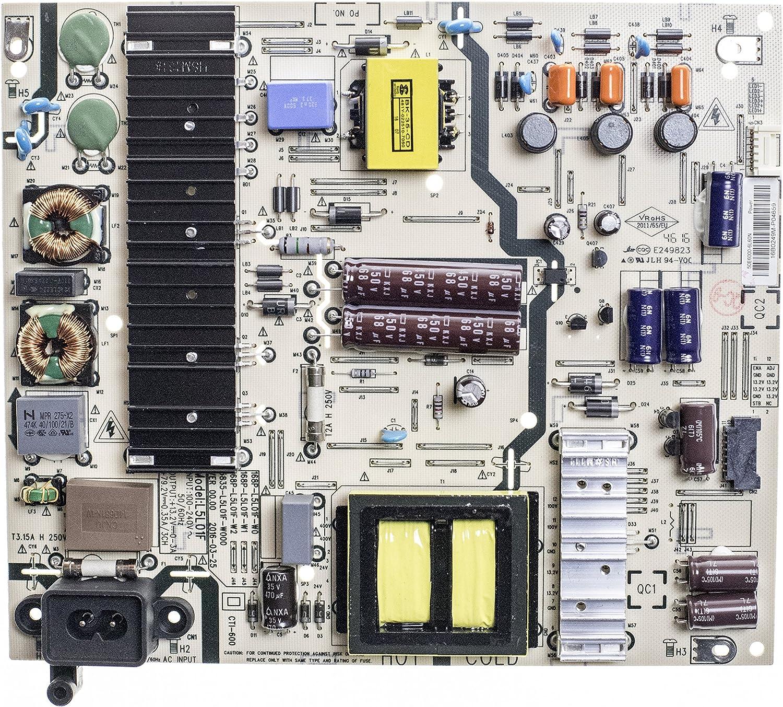 TEKBYUS 50E6000-6L60N 168P-L5L01F-W0 Power Supply Board for 50UH5530-UB