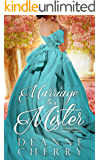 Marriage to a Mister (A Daughters of Regency Novel Book 1)