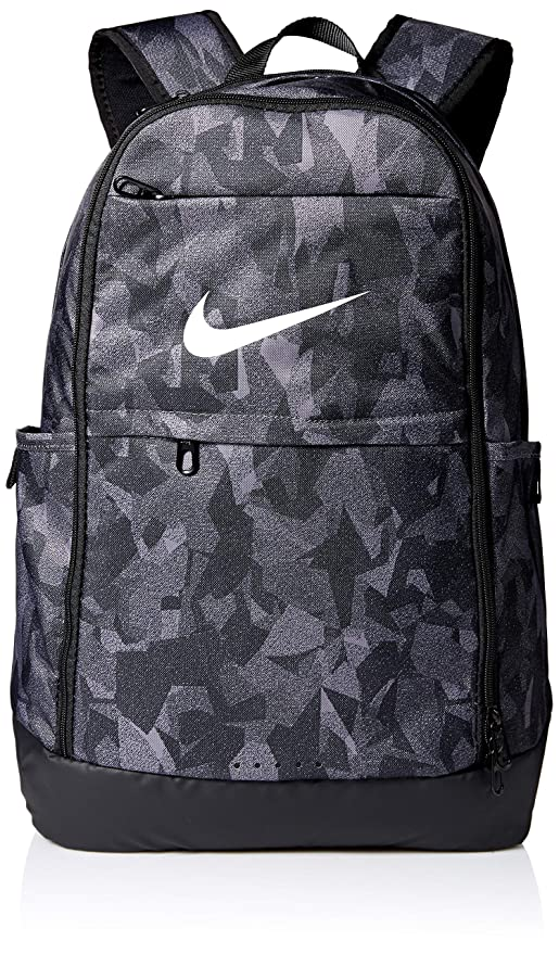 8bbb324aba Amazon.com  NIKE unisex-adult Brasilia XL Backpack - All Over Print ...
