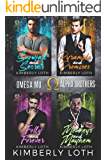 Omega Mu Alpha Brothers: Box set books 1-4