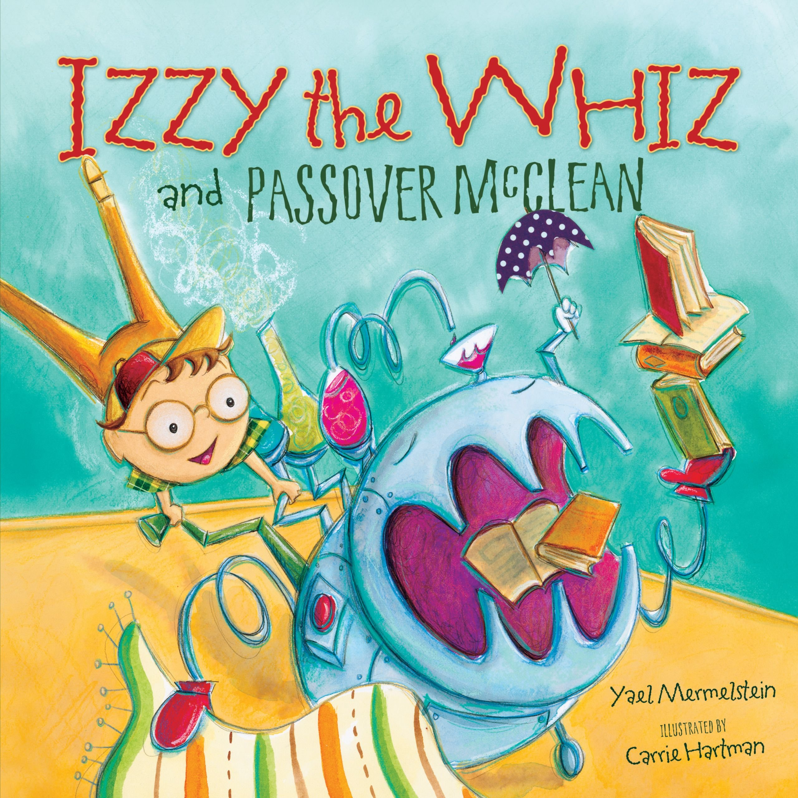 Izzy the Whiz and Passover McClean pdf epub