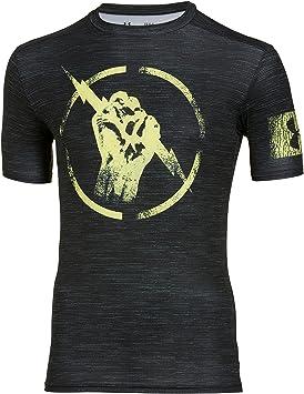 Under Armour - Camiseta Deportiva de compresión para Hombre (Manga Corta) 7457e5060c7e9